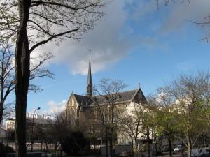 paris11-basilique Notre-Dame du perpétuel secours