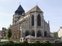 église saint-Michel à Pont-l'Evêque