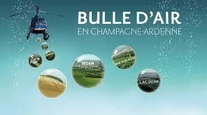 Bulle d'air en Champagne-Ardenne