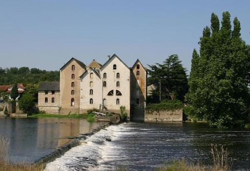 Moulin Mazerolles
