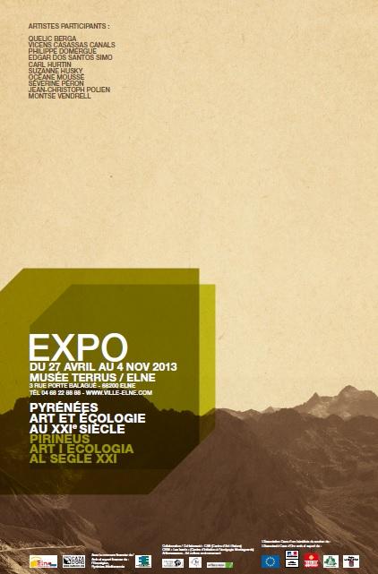 expo art et écologie - Elne