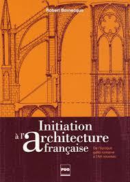 initiation àl'architecture française