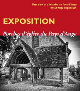 expo - porches d'églises