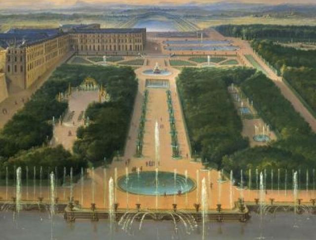 L exposition andr le n tre et ses jardins est visiter du 10 au 26 janvier 2014 au ch teau for Jardin a visiter