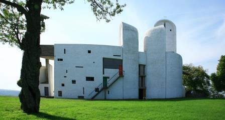chapelle Corbu
