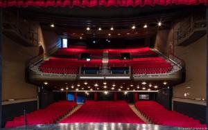 salle - théâtre de Poitiers