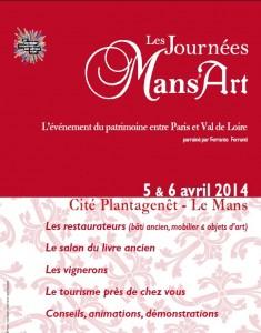 Journée mans'Art 2014