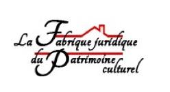 logo la Fabrique Juridique du patrimoien culturel