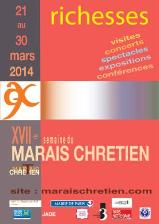 semaine du marais chrétiens 2014