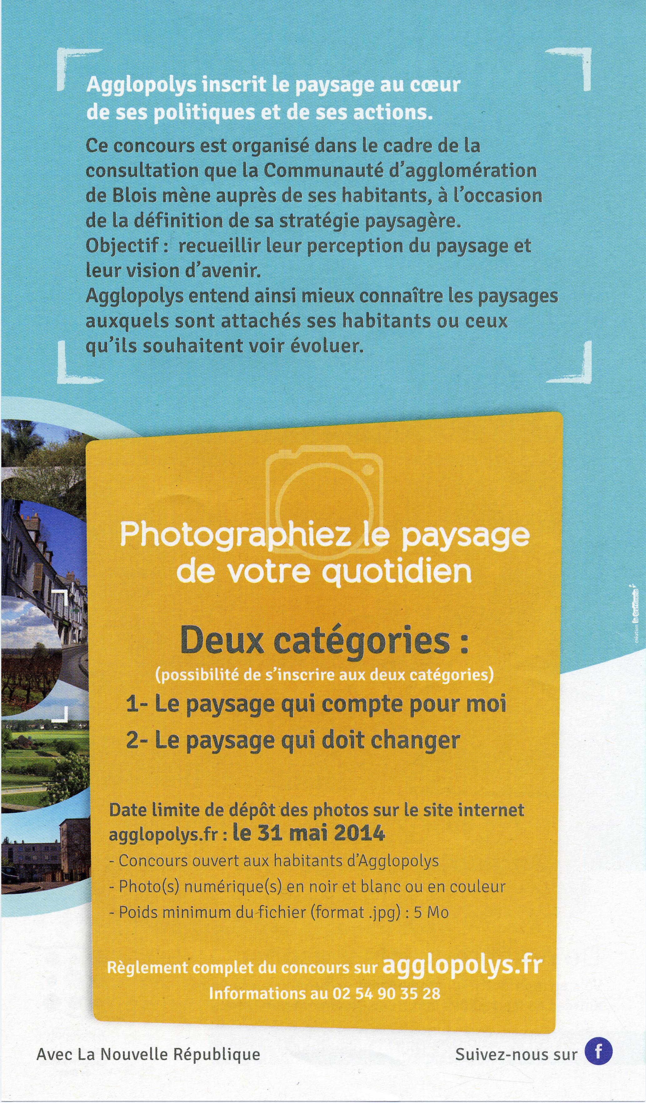 Concours photos Mon Categories mai 2014 A