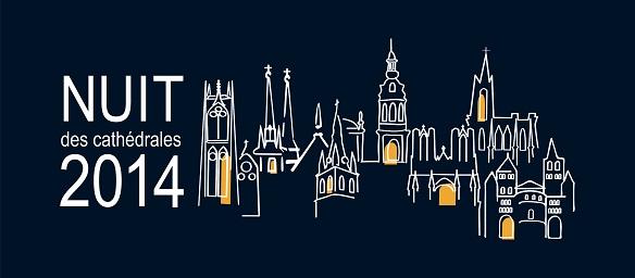 Nuit des cathédrales 2014