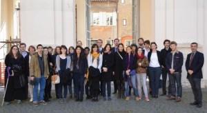 Photo groupe à Rome- compressée