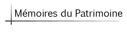 logo mémoires du Patrimoine