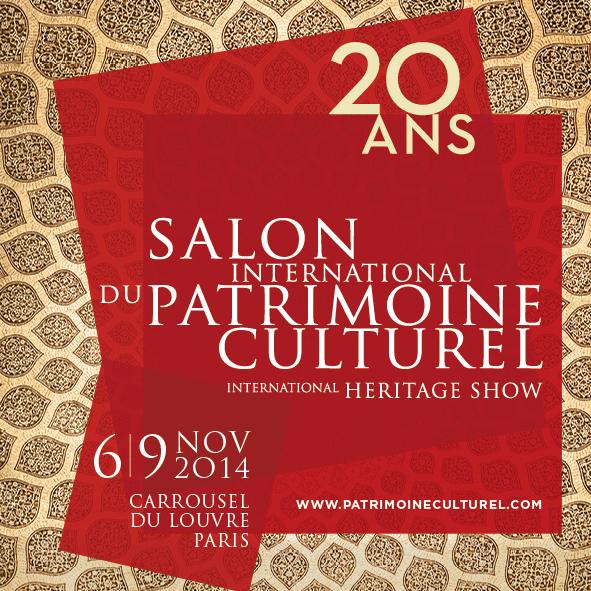 Participation au Salon International du Patrimoine Culturel