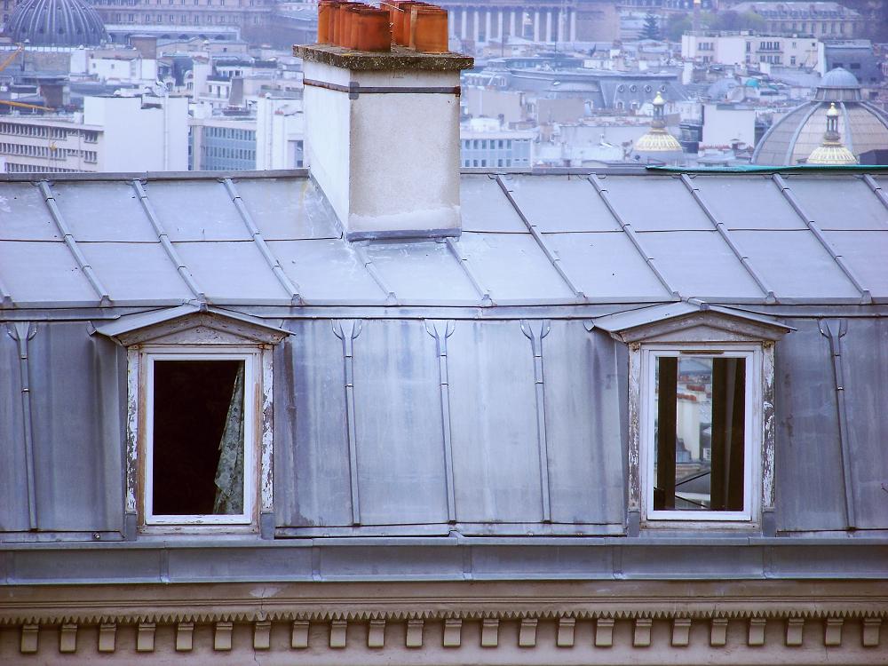 Les toits de paris au patrimoine mondial f d ration patrimoine environnement - Visite des toits de paris ...