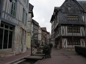 Rue eau de Robec Rouen