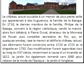 explication chateau