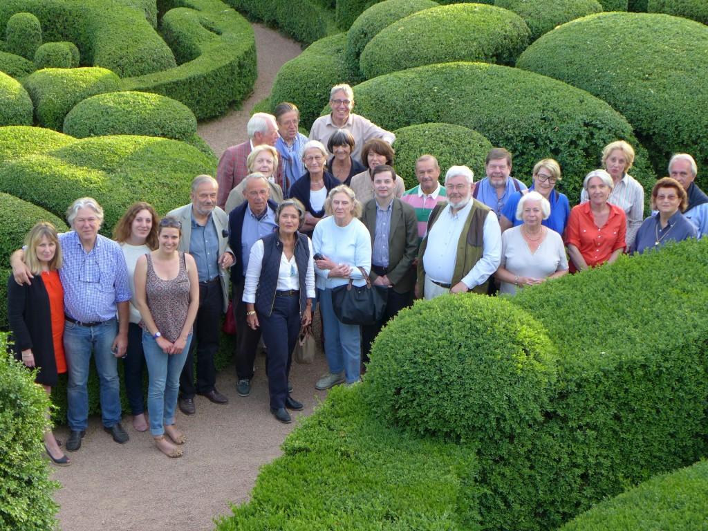 Les jardins de Marqueyssac - Dordogne 2015