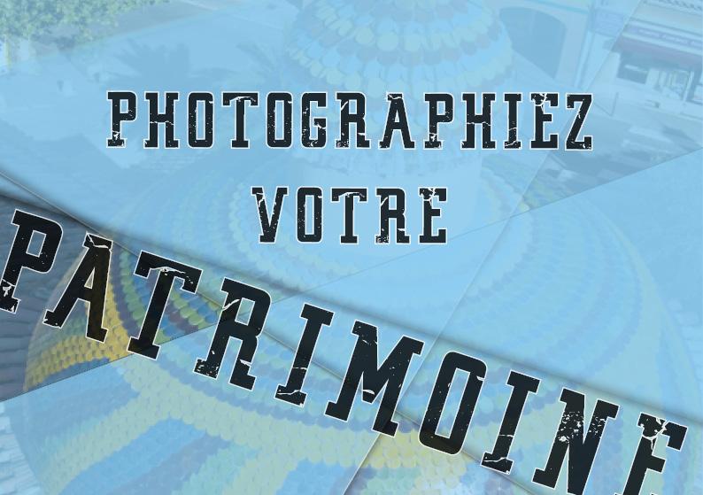 affiche concours photo JEP